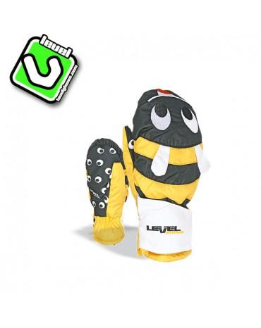 LEVEL Guanto Animal Yellow...