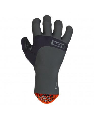 Glove Bliss SIBERIAN MITT black-white