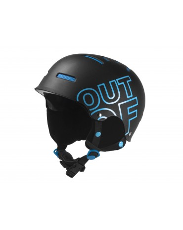 OUT OF Casco WIPEOUT Blackblue