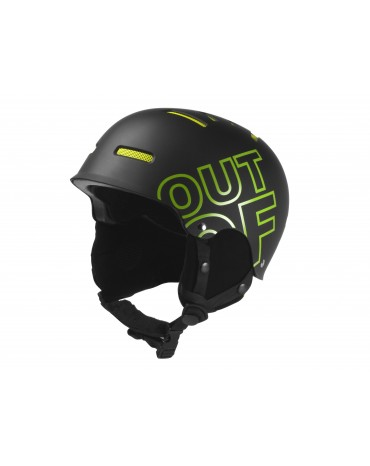 OUT OF Casco WIPEOUT Black...