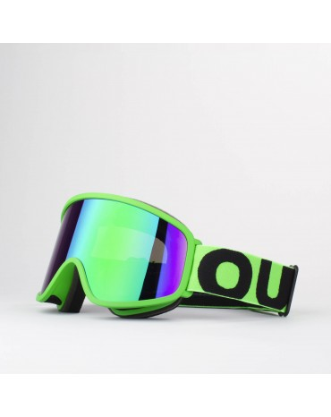 OUT OF Flat Fluo Green...