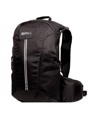 BRN ZAINO BRN BACKPACK NERO